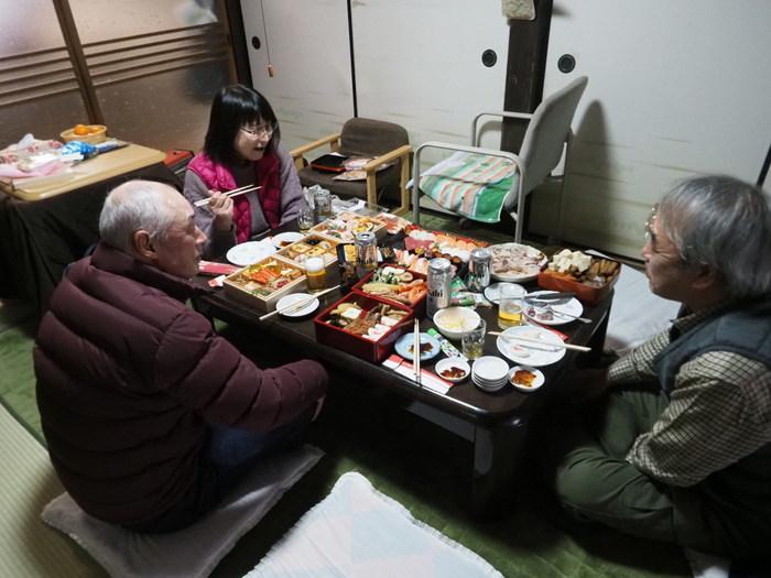 母家で新年会_c0116915_23511144.jpg