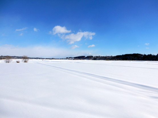 雪と空_d0366590_15122656.jpg