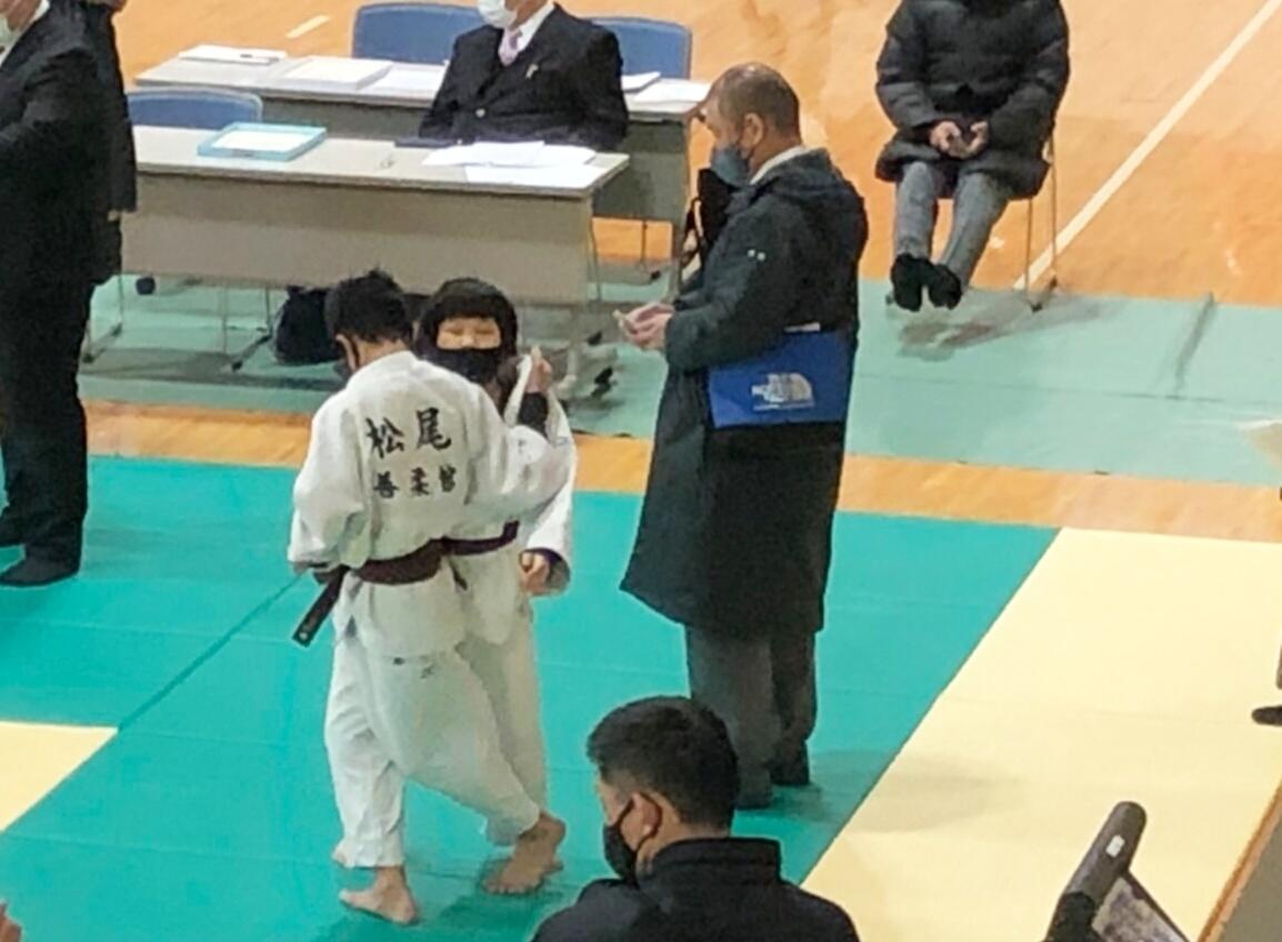 2020 福岡県少年柔道選手権大会_b0172494_13165156.jpg