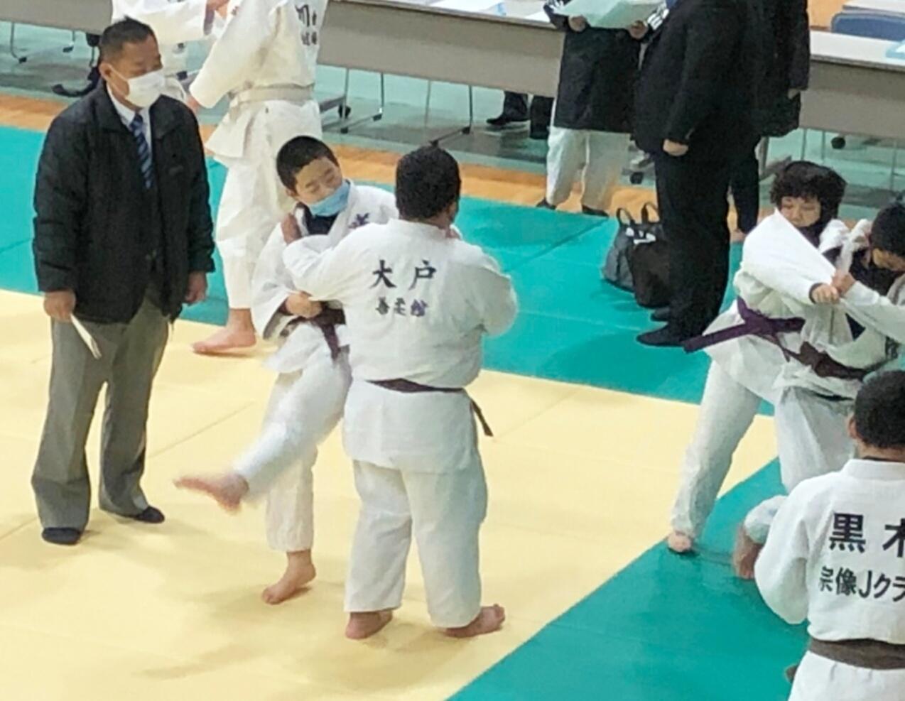 2020 福岡県少年柔道選手権大会_b0172494_13165292.jpg