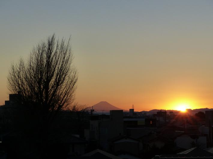 元日の富士山_f0296312_12024085.jpg