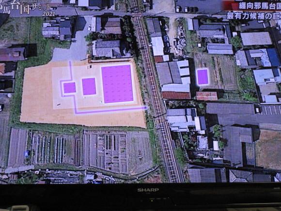纏向遺跡の大型建物は、東ではなく、西に向かって建てられていたのではないか_a0237545_22391396.jpg