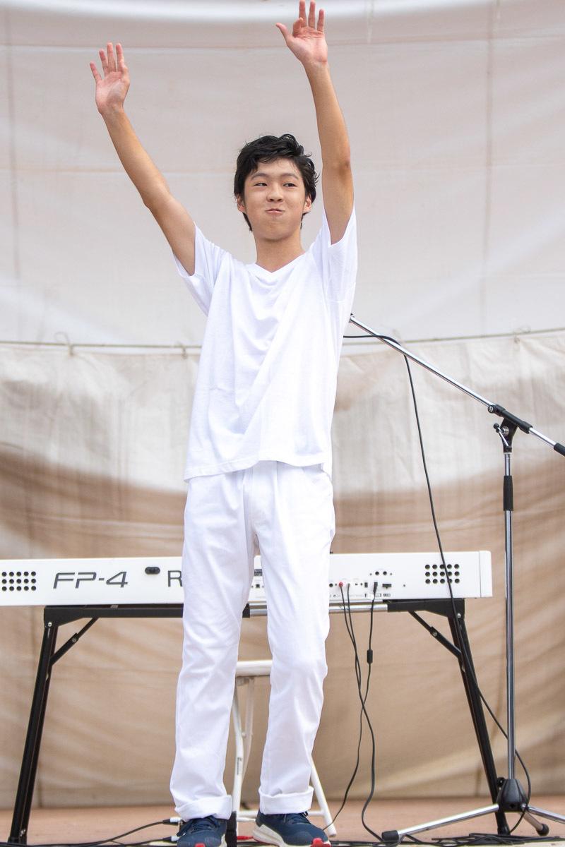 2020こうちの夏のこども市 松村凛士郎(高知南高等学校)_a0077663_09515042.jpg