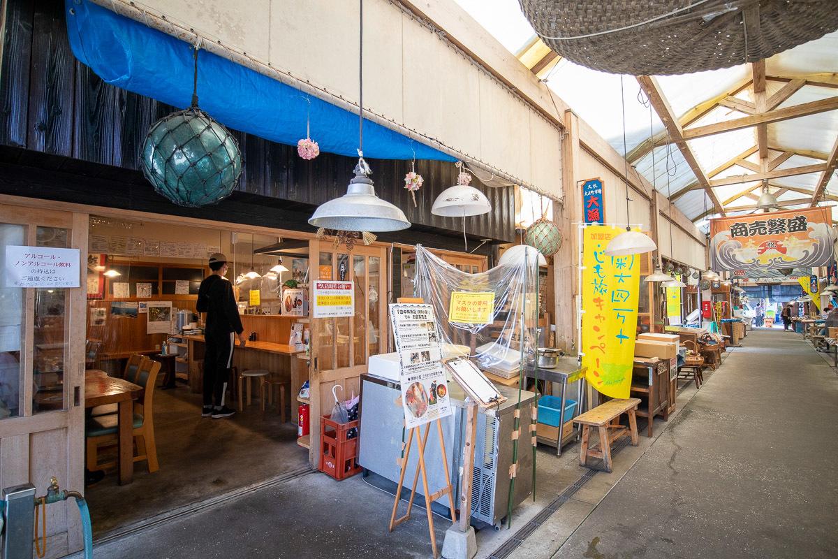 田中鮮魚店で、美味しい戻り鰹を食べる その1_a0077663_16564211.jpg