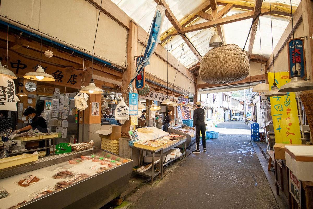 田中鮮魚店で、美味しい戻り鰹を食べる その1_a0077663_16564263.jpg