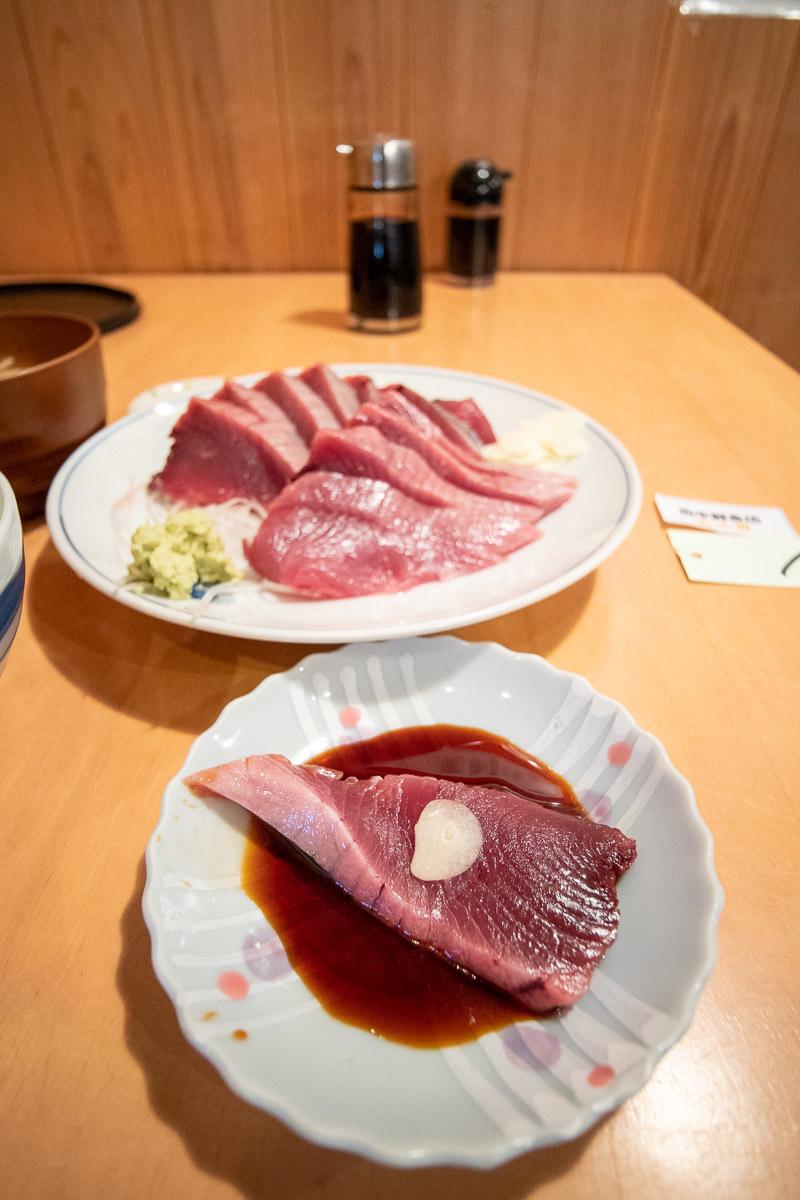 田中鮮魚店で、美味しい戻り鰹を食べる その2_a0077663_17193436.jpg