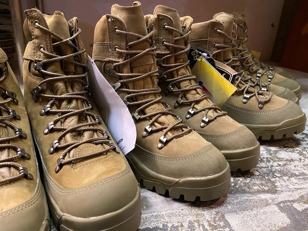 """2021年1月3日(日)マグネッツ大阪店モダンミリタリー入荷日!! #4  Boots編!! NOS \""""Belleville\"""" MCB 950,NOS \""""WELLCO\"""" U.S.M.C RatBoot_c0078587_10252138.jpg"""