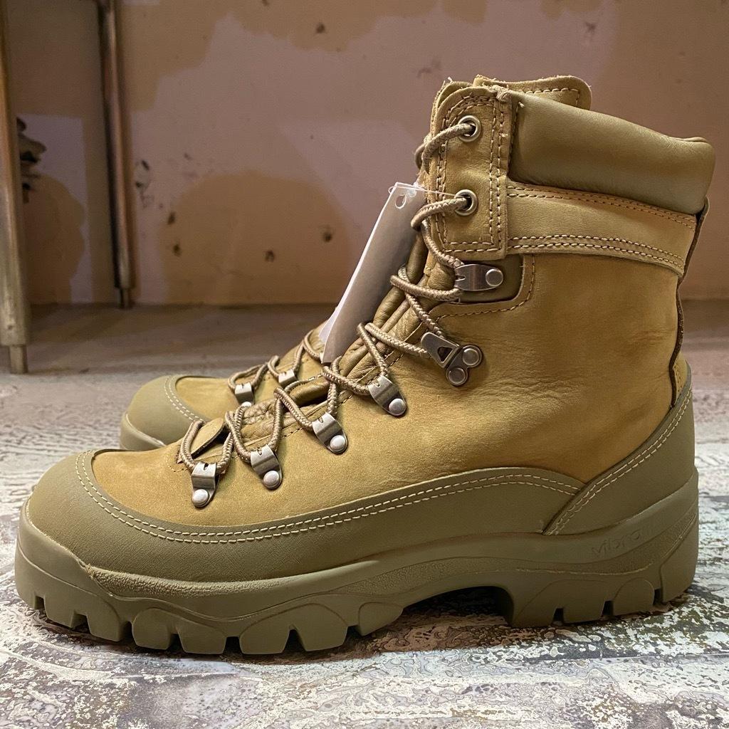 """2021年1月3日(日)マグネッツ大阪店モダンミリタリー入荷日!! #4  Boots編!! NOS \""""Belleville\"""" MCB 950,NOS \""""WELLCO\"""" U.S.M.C RatBoot_c0078587_10252714.jpg"""