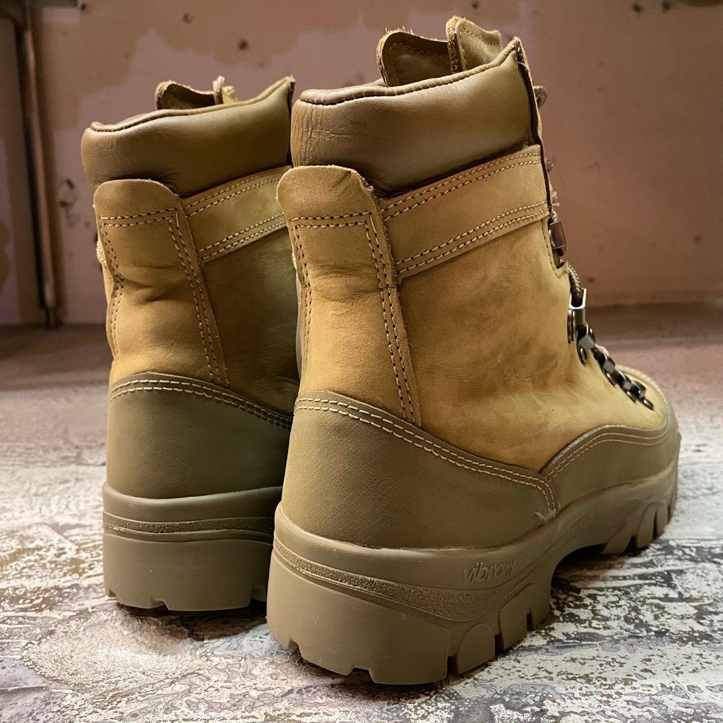 """2021年1月3日(日)マグネッツ大阪店モダンミリタリー入荷日!! #4  Boots編!! NOS \""""Belleville\"""" MCB 950,NOS \""""WELLCO\"""" U.S.M.C RatBoot_c0078587_10252974.jpg"""