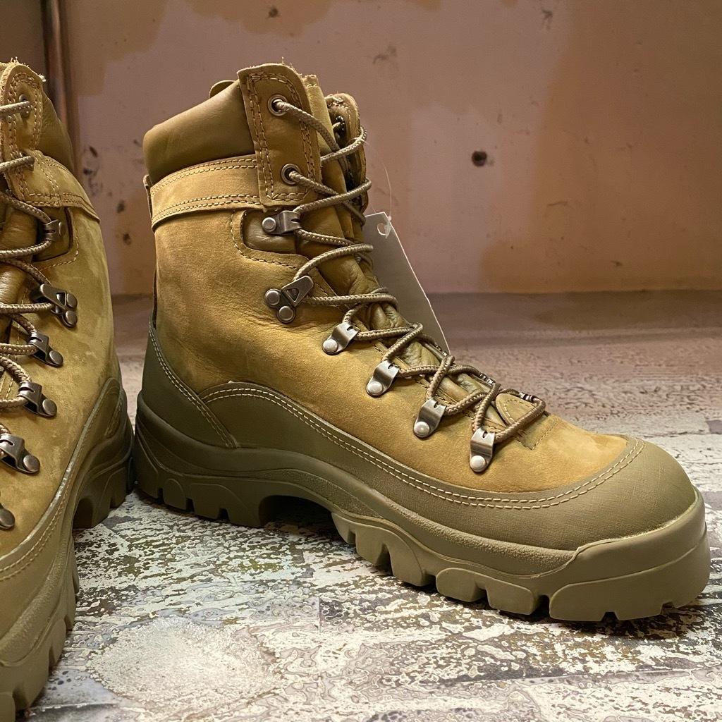 """2021年1月3日(日)マグネッツ大阪店モダンミリタリー入荷日!! #4  Boots編!! NOS \""""Belleville\"""" MCB 950,NOS \""""WELLCO\"""" U.S.M.C RatBoot_c0078587_10253104.jpg"""