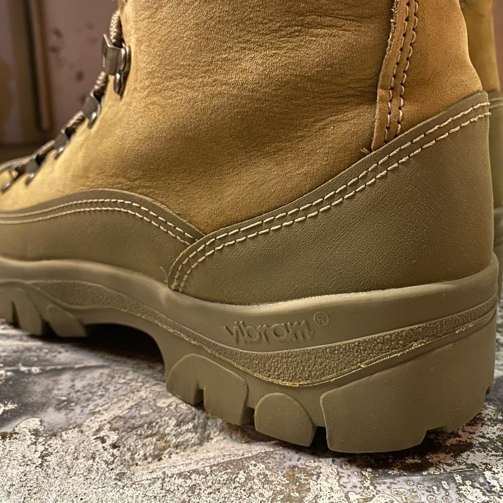 """2021年1月3日(日)マグネッツ大阪店モダンミリタリー入荷日!! #4  Boots編!! NOS \""""Belleville\"""" MCB 950,NOS \""""WELLCO\"""" U.S.M.C RatBoot_c0078587_10254112.jpg"""