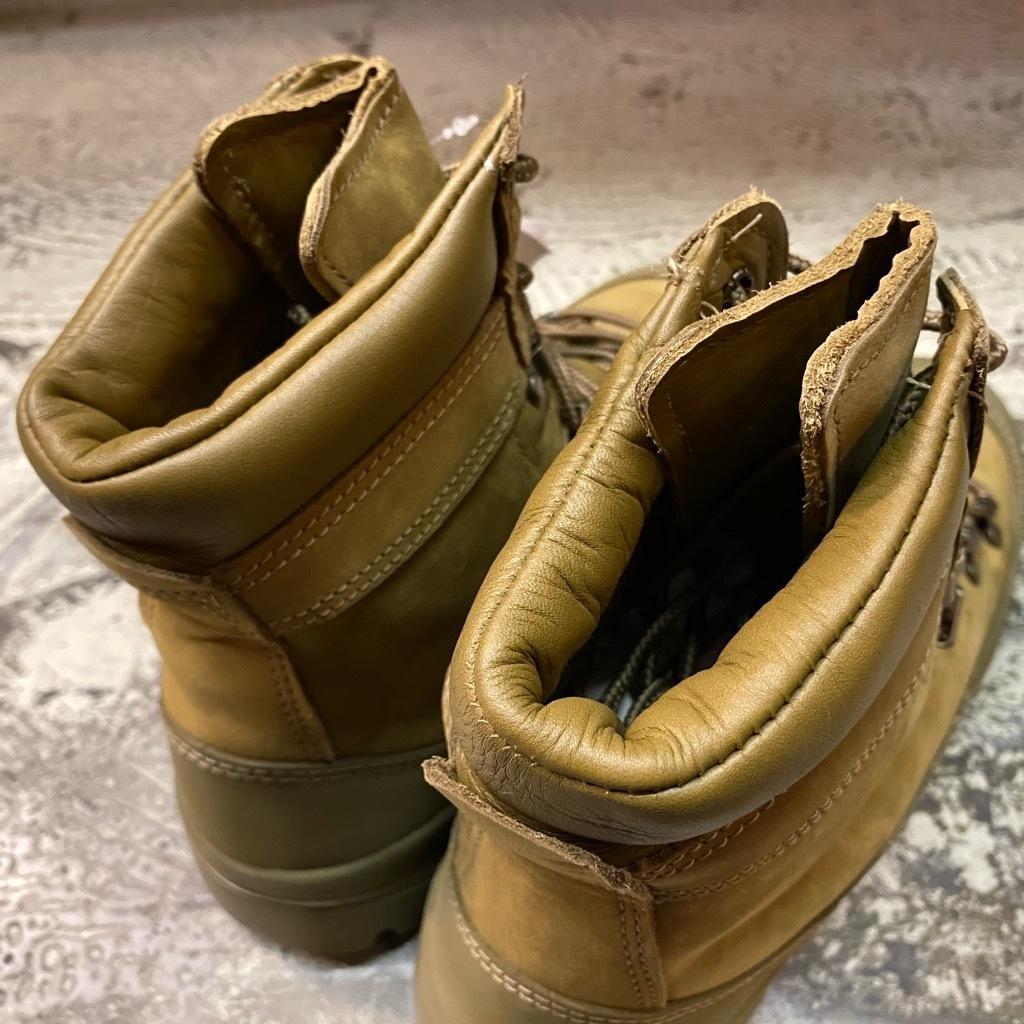 """2021年1月3日(日)マグネッツ大阪店モダンミリタリー入荷日!! #4  Boots編!! NOS \""""Belleville\"""" MCB 950,NOS \""""WELLCO\"""" U.S.M.C RatBoot_c0078587_10254573.jpg"""