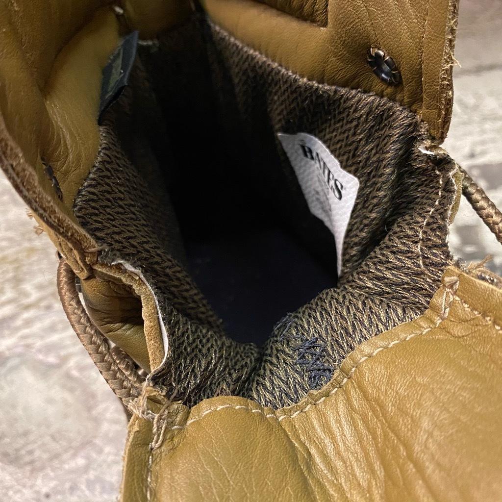 """2021年1月3日(日)マグネッツ大阪店モダンミリタリー入荷日!! #4  Boots編!! NOS \""""Belleville\"""" MCB 950,NOS \""""WELLCO\"""" U.S.M.C RatBoot_c0078587_10254609.jpg"""