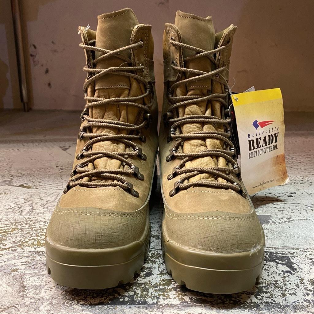 """2021年1月3日(日)マグネッツ大阪店モダンミリタリー入荷日!! #4  Boots編!! NOS \""""Belleville\"""" MCB 950,NOS \""""WELLCO\"""" U.S.M.C RatBoot_c0078587_10281519.jpg"""