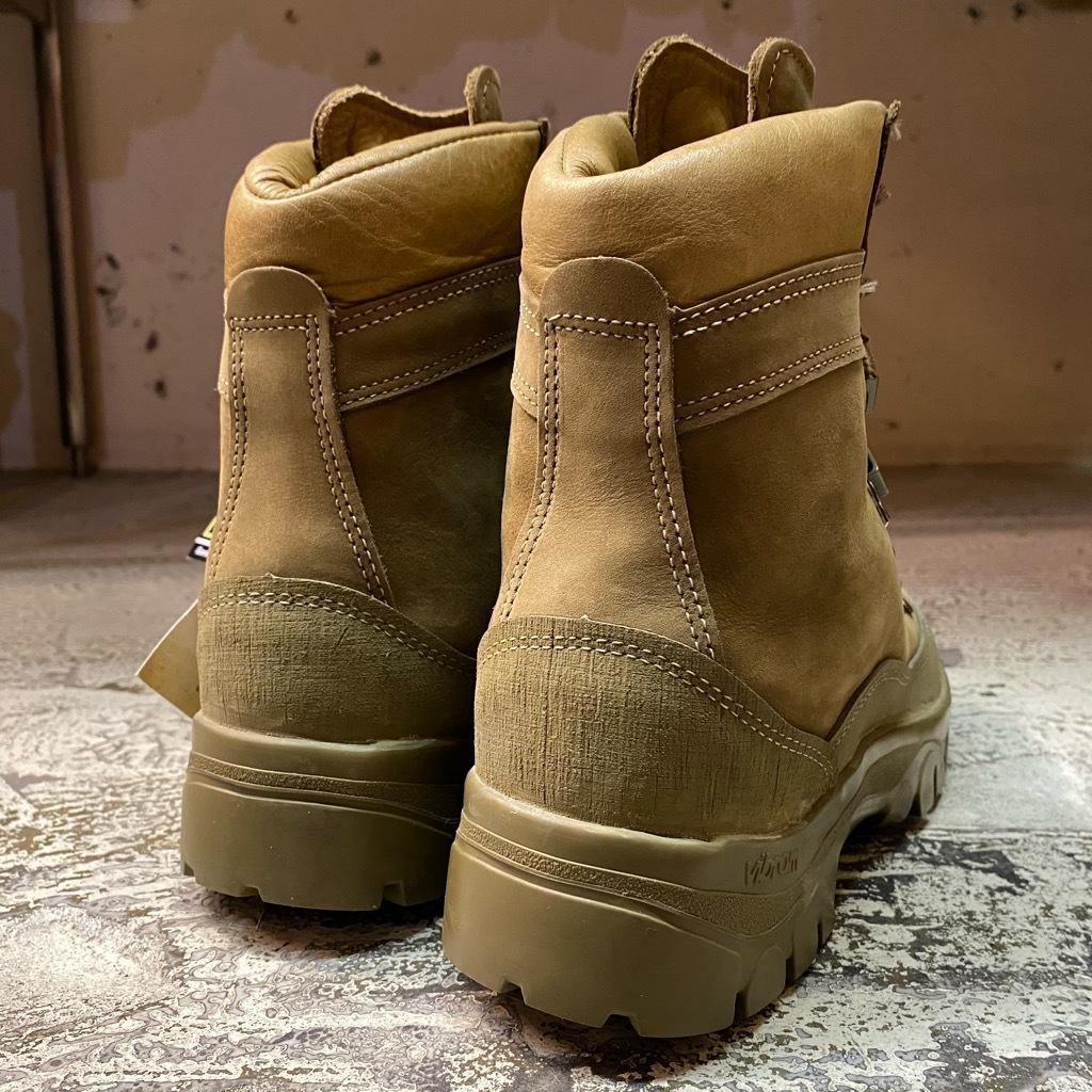 """2021年1月3日(日)マグネッツ大阪店モダンミリタリー入荷日!! #4  Boots編!! NOS \""""Belleville\"""" MCB 950,NOS \""""WELLCO\"""" U.S.M.C RatBoot_c0078587_10281931.jpg"""