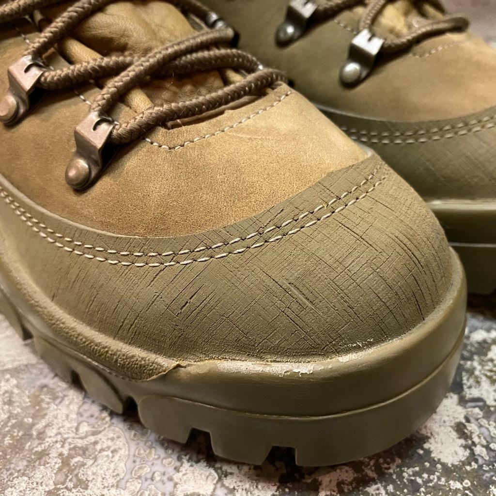 """2021年1月3日(日)マグネッツ大阪店モダンミリタリー入荷日!! #4  Boots編!! NOS \""""Belleville\"""" MCB 950,NOS \""""WELLCO\"""" U.S.M.C RatBoot_c0078587_10283389.jpg"""