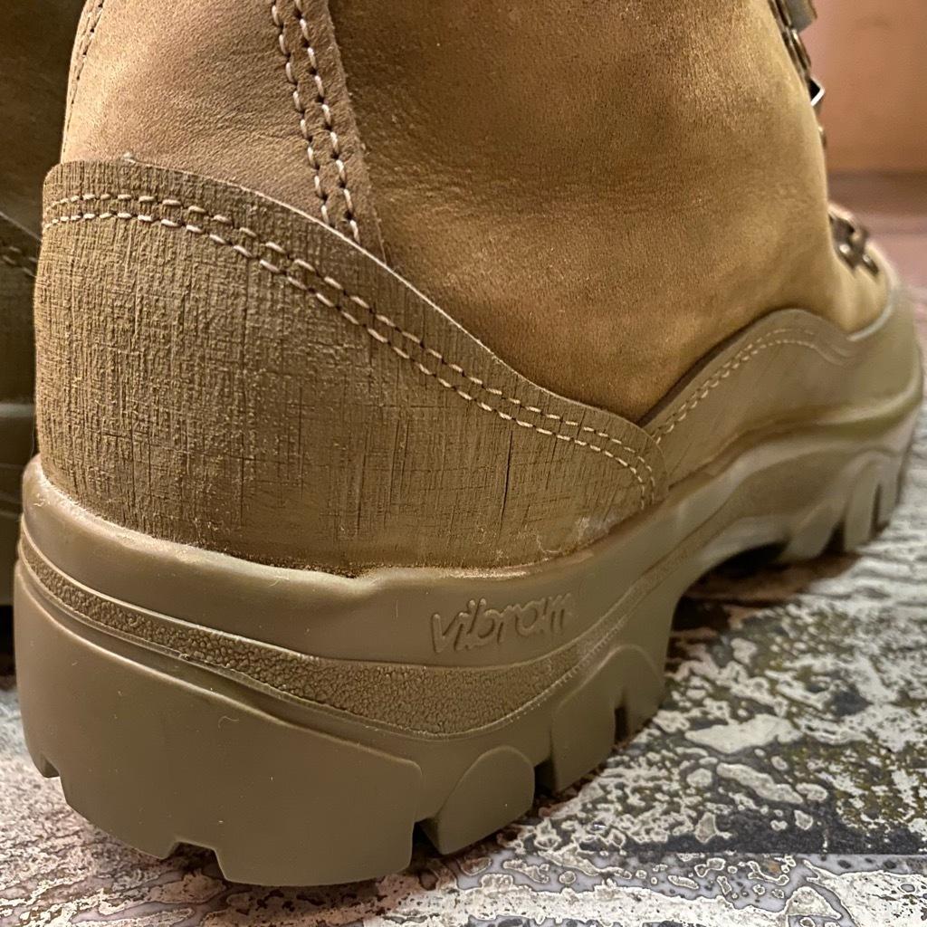 """2021年1月3日(日)マグネッツ大阪店モダンミリタリー入荷日!! #4  Boots編!! NOS \""""Belleville\"""" MCB 950,NOS \""""WELLCO\"""" U.S.M.C RatBoot_c0078587_10283525.jpg"""