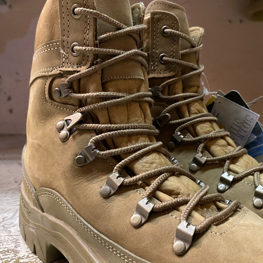 """2021年1月3日(日)マグネッツ大阪店モダンミリタリー入荷日!! #4  Boots編!! NOS \""""Belleville\"""" MCB 950,NOS \""""WELLCO\"""" U.S.M.C RatBoot_c0078587_10283688.jpg"""