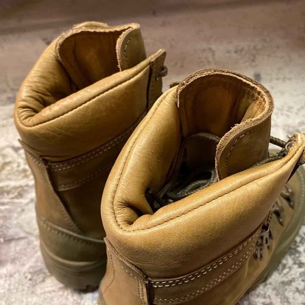 """2021年1月3日(日)マグネッツ大阪店モダンミリタリー入荷日!! #4  Boots編!! NOS \""""Belleville\"""" MCB 950,NOS \""""WELLCO\"""" U.S.M.C RatBoot_c0078587_10283701.jpg"""