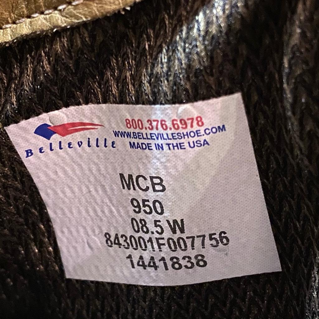 """2021年1月3日(日)マグネッツ大阪店モダンミリタリー入荷日!! #4  Boots編!! NOS \""""Belleville\"""" MCB 950,NOS \""""WELLCO\"""" U.S.M.C RatBoot_c0078587_10285460.jpg"""