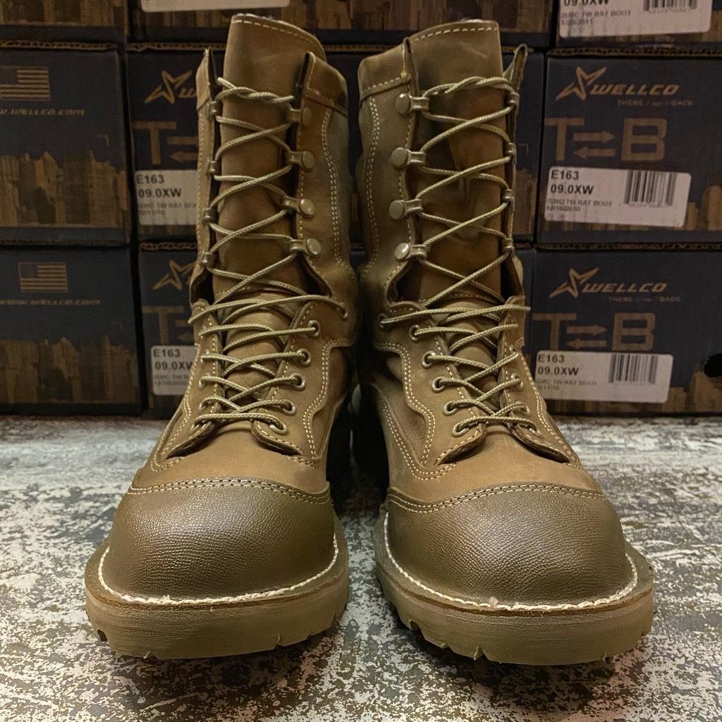 """2021年1月3日(日)マグネッツ大阪店モダンミリタリー入荷日!! #4  Boots編!! NOS \""""Belleville\"""" MCB 950,NOS \""""WELLCO\"""" U.S.M.C RatBoot_c0078587_10333544.jpg"""