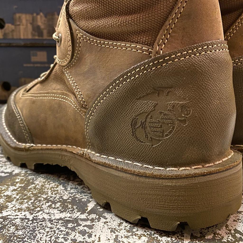 """2021年1月3日(日)マグネッツ大阪店モダンミリタリー入荷日!! #4  Boots編!! NOS \""""Belleville\"""" MCB 950,NOS \""""WELLCO\"""" U.S.M.C RatBoot_c0078587_10334871.jpg"""