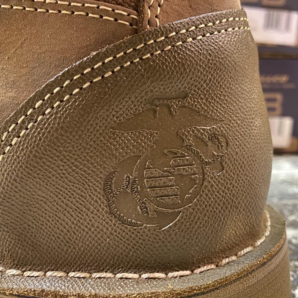 """2021年1月3日(日)マグネッツ大阪店モダンミリタリー入荷日!! #4  Boots編!! NOS \""""Belleville\"""" MCB 950,NOS \""""WELLCO\"""" U.S.M.C RatBoot_c0078587_10334927.jpg"""