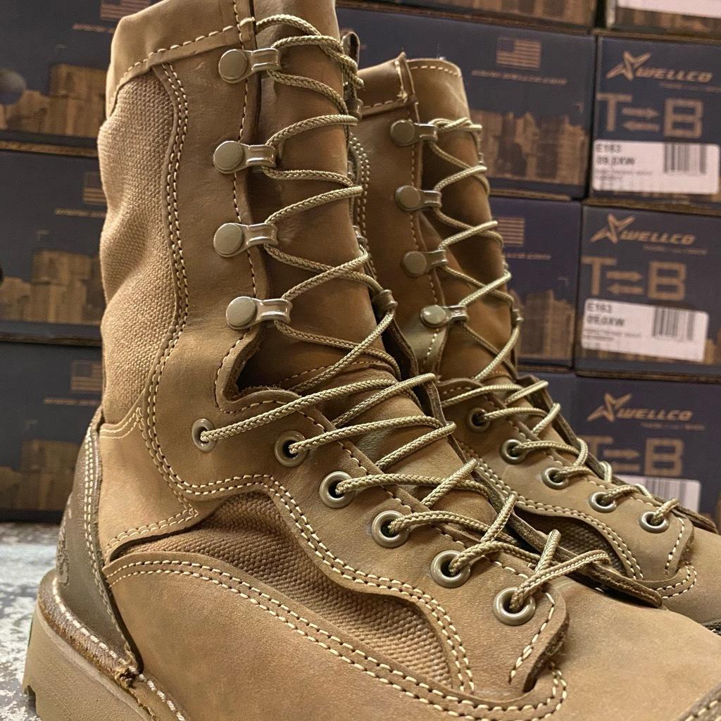 """2021年1月3日(日)マグネッツ大阪店モダンミリタリー入荷日!! #4  Boots編!! NOS \""""Belleville\"""" MCB 950,NOS \""""WELLCO\"""" U.S.M.C RatBoot_c0078587_10335364.jpg"""
