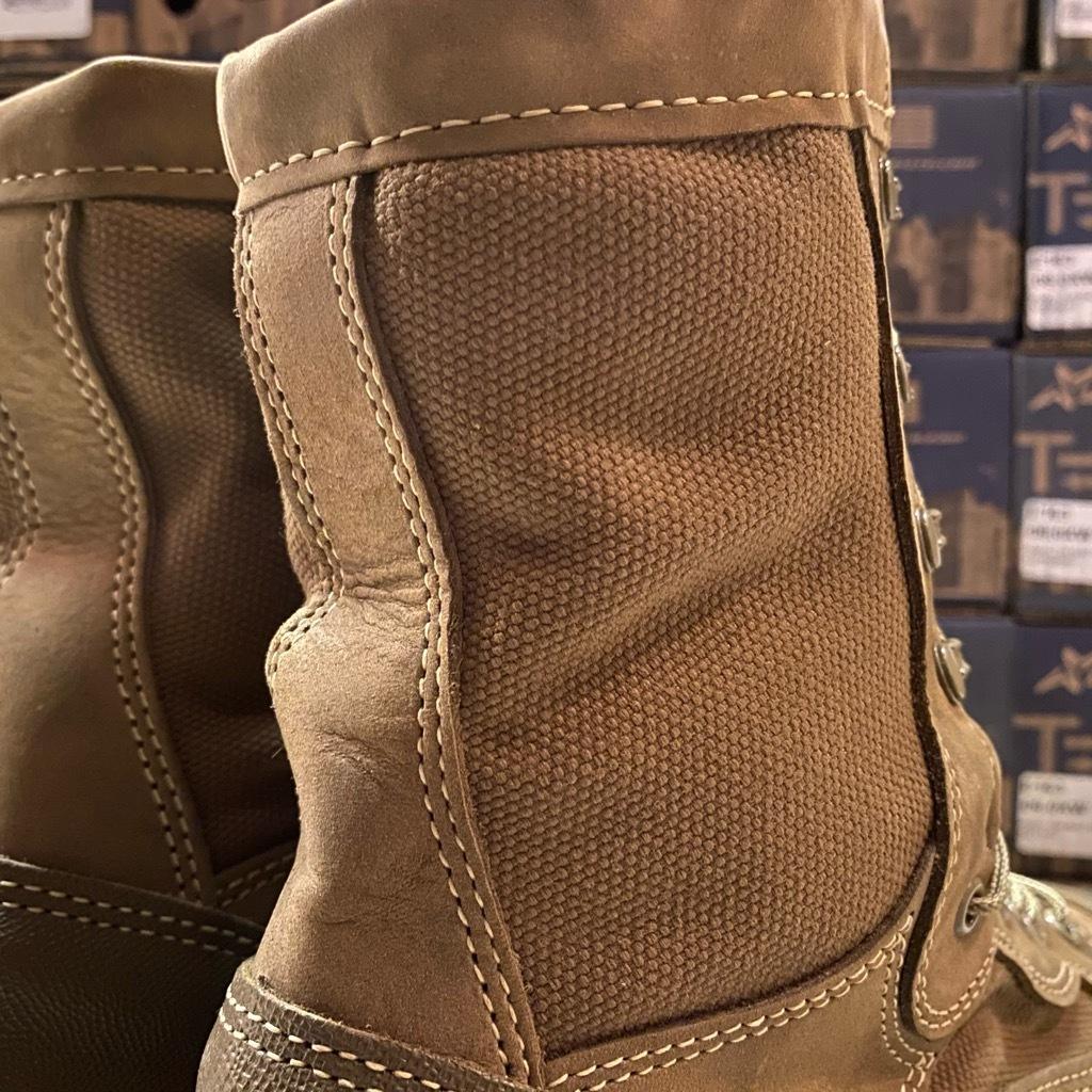 """2021年1月3日(日)マグネッツ大阪店モダンミリタリー入荷日!! #4  Boots編!! NOS \""""Belleville\"""" MCB 950,NOS \""""WELLCO\"""" U.S.M.C RatBoot_c0078587_10335558.jpg"""