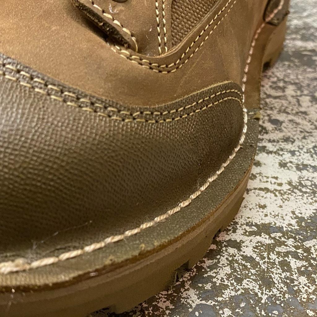 """2021年1月3日(日)マグネッツ大阪店モダンミリタリー入荷日!! #4  Boots編!! NOS \""""Belleville\"""" MCB 950,NOS \""""WELLCO\"""" U.S.M.C RatBoot_c0078587_10335889.jpg"""