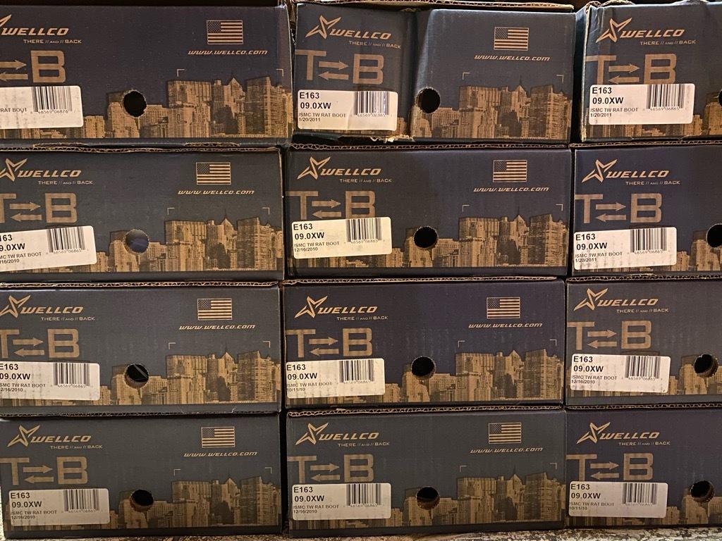"""2021年1月3日(日)マグネッツ大阪店モダンミリタリー入荷日!! #4  Boots編!! NOS \""""Belleville\"""" MCB 950,NOS \""""WELLCO\"""" U.S.M.C RatBoot_c0078587_10340212.jpg"""