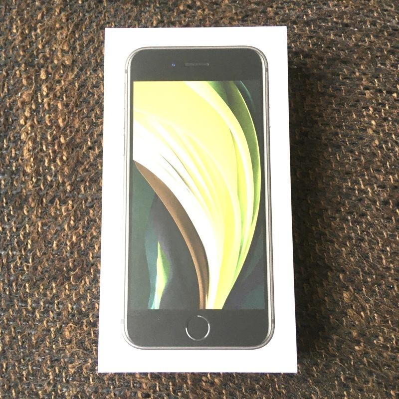 iPhoneSE(第二世代)を買いました。_d0121300_19260762.jpg