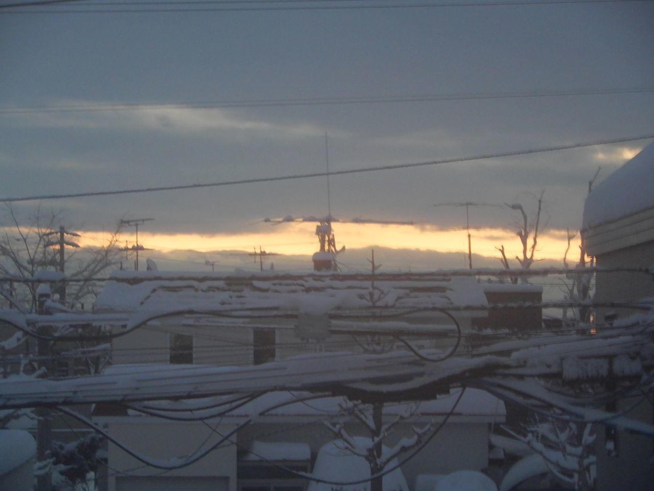 今季一番の降雪_c0025115_21523322.jpg