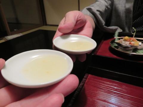 夕食、1月1日、翠の間、俵屋旅館にお邪魔。_d0019916_09403833.jpg