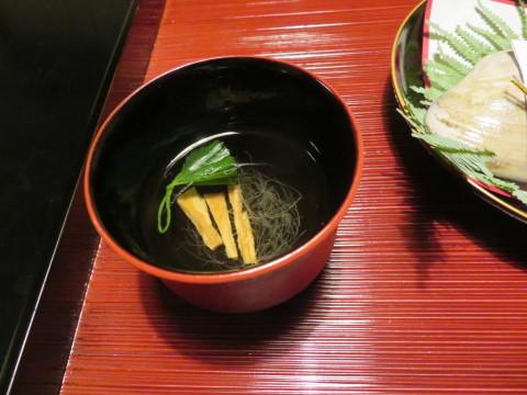 夕食、1月1日、翠の間、俵屋旅館にお邪魔。_d0019916_09455716.jpg