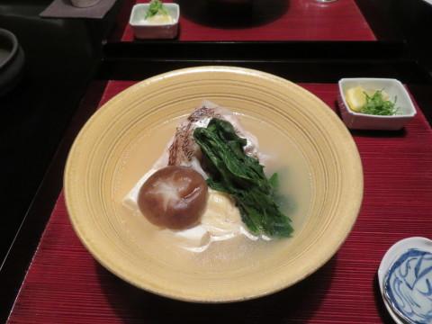 夕食後半、1月1日、翠の間、俵屋旅館。_d0019916_10030970.jpg