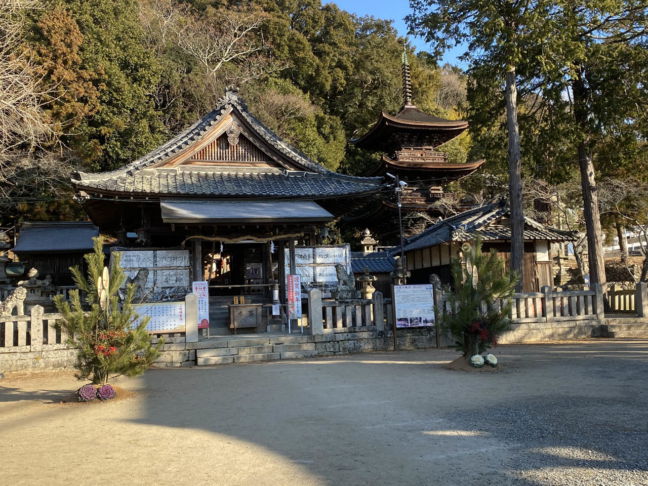 山田の里の寺社巡り_c0129047_07313536.jpg
