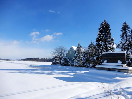 雪と空_d0366590_09292764.jpg