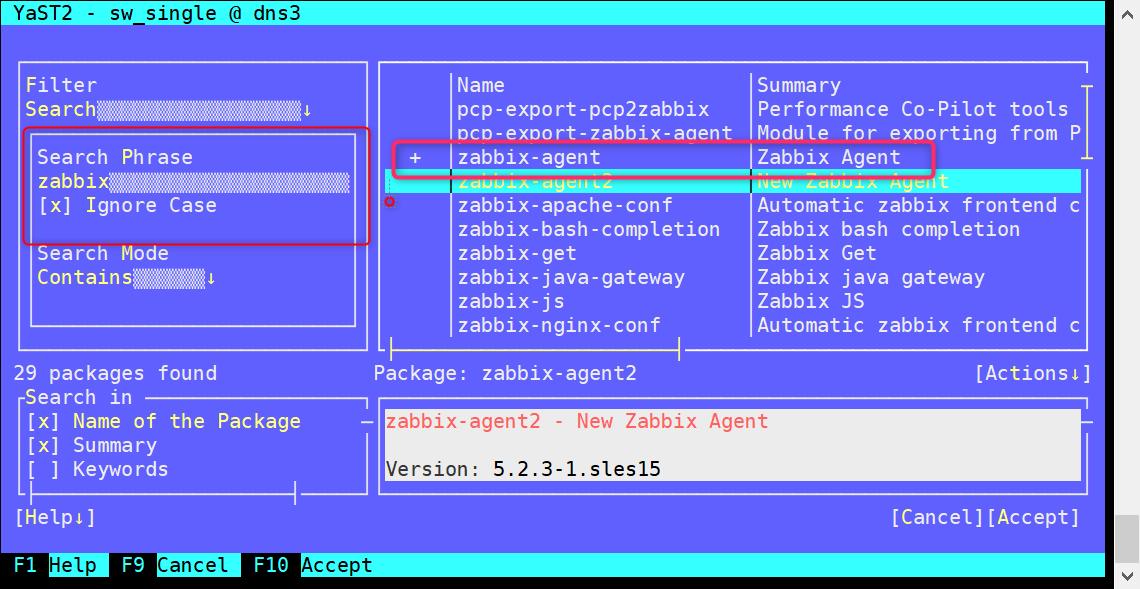 zabbix5 で SUSE Linux15(SLE openSUSE Leap) を監視、snmp Agent, zabbix Agent の設定_a0056607_13325625.png