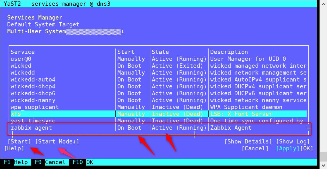 zabbix5 で SUSE Linux15(SLE openSUSE Leap) を監視、snmp Agent, zabbix Agent の設定_a0056607_13331746.png