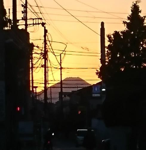 今だけ富士山_c0055552_17494798.jpg