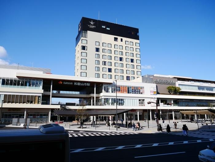 新春風景 キーノ和歌山にて  2021-01-05 00:00_b0093754_21391408.jpg