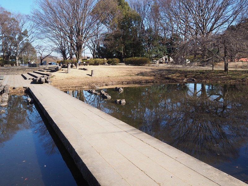 【カメラ散歩】武蔵野の風情・柳瀬川と清瀬金山緑地公園_b0008655_16011610.jpg