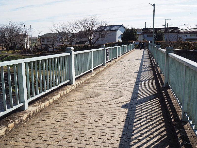 【カメラ散歩】武蔵野の風情・柳瀬川と清瀬金山緑地公園_b0008655_16090572.jpg