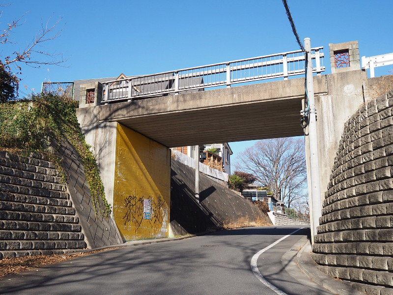 【カメラ散歩】武蔵野の風情・柳瀬川と清瀬金山緑地公園_b0008655_16093565.jpg