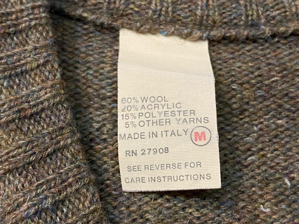 KnitSweater!! P.S)本日、1月5日(火)は定休日です!(マグネッツ大阪アメ村店)_c0078587_21001004.jpg