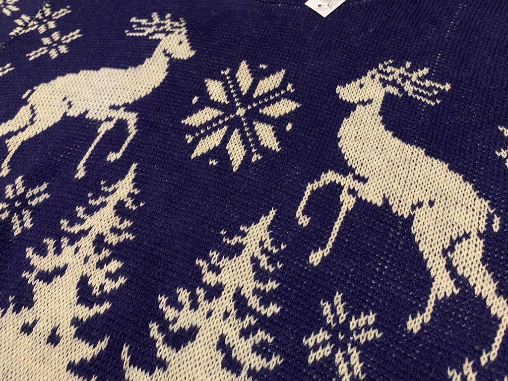 KnitSweater!! P.S)本日、1月5日(火)は定休日です!(マグネッツ大阪アメ村店)_c0078587_21020737.jpg