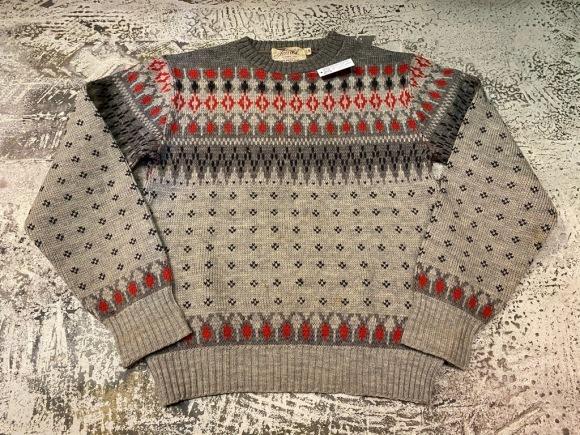 KnitSweater!! P.S)本日、1月5日(火)は定休日です!(マグネッツ大阪アメ村店)_c0078587_21021117.jpg