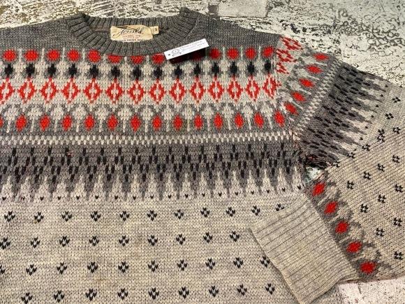KnitSweater!! P.S)本日、1月5日(火)は定休日です!(マグネッツ大阪アメ村店)_c0078587_21021232.jpg