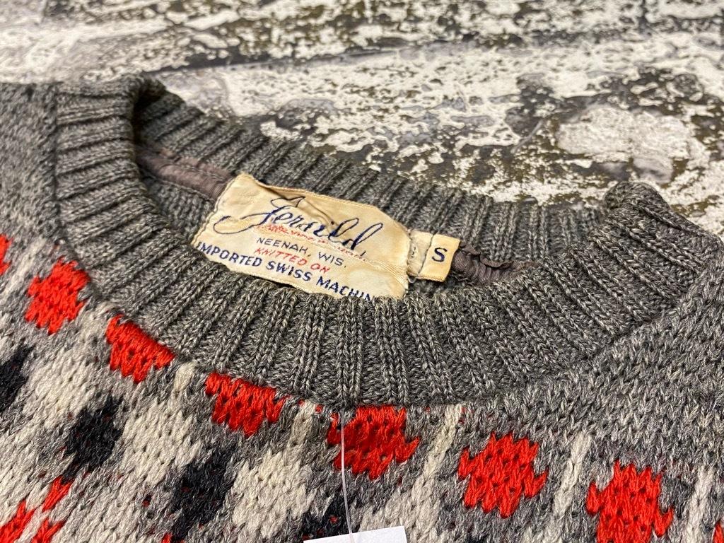 KnitSweater!! P.S)本日、1月5日(火)は定休日です!(マグネッツ大阪アメ村店)_c0078587_21021545.jpg